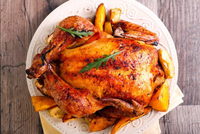Pollo Al Horno Con Naranja Recetas Sanas Y Faciles