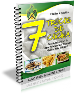 7 trucos bajar de peso